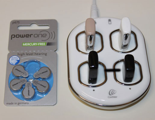 Cochlear Implant Batteries Tutorial